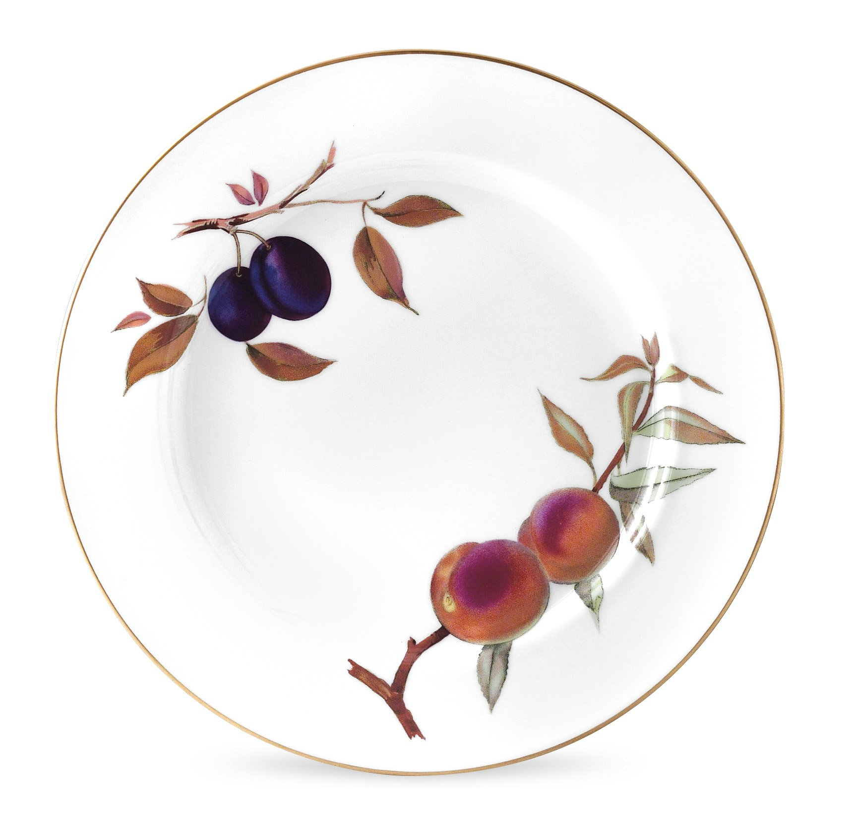 Evesham Gold 10.5'' Dinner Plate (Set of 4)