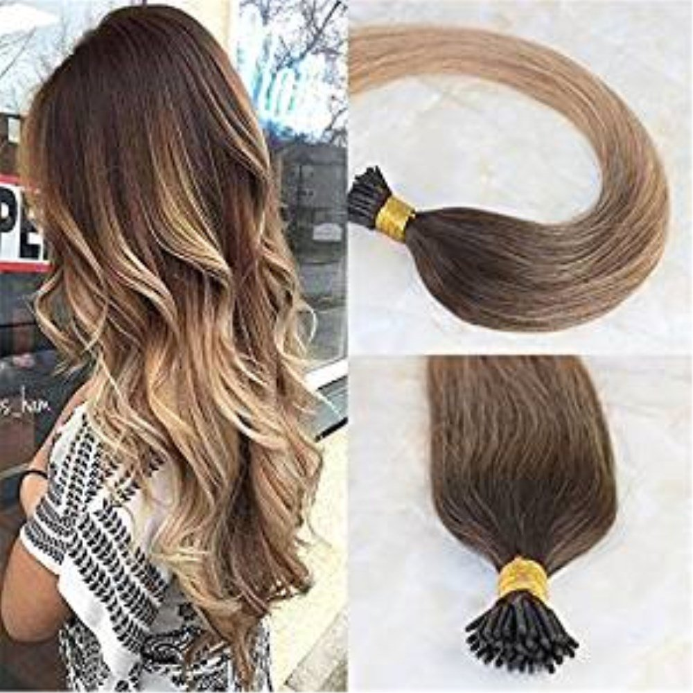 Chic Hairdancing 20 100g Per Package Ombre Pre Bonded I Tip Human