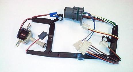 71eH3mUW3IL._SX463_ amazon com 4l60e internal wire harness with tcc lock up solenoid TCC Solenoid Symptoms at eliteediting.co