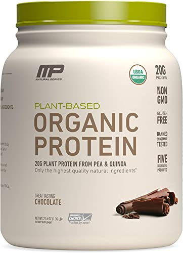 Soy Protein Powder – Nutrition Bulk, Isolate, Unflavored, Vegan, Non GMO 16 oz