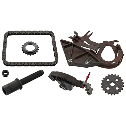 Amazon com: Oil Pump Drive Chain Set FEBI For BMW X1 X3 Z4 E46 E60