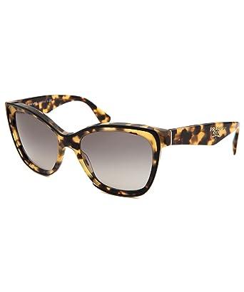 Amazon.com: Prada anteojos de sol SPR 20P Havana nai-3 m1 Pr ...