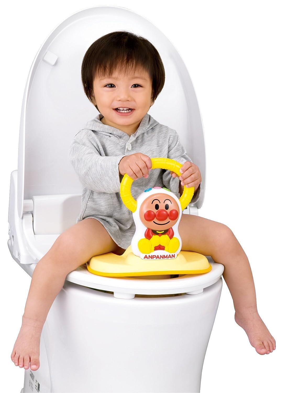 Anpanman 2/Way auxiliaire Abattant de WC