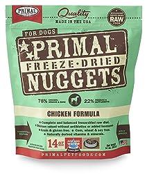 Primal Freeze-Dried Dog Chicken Formula