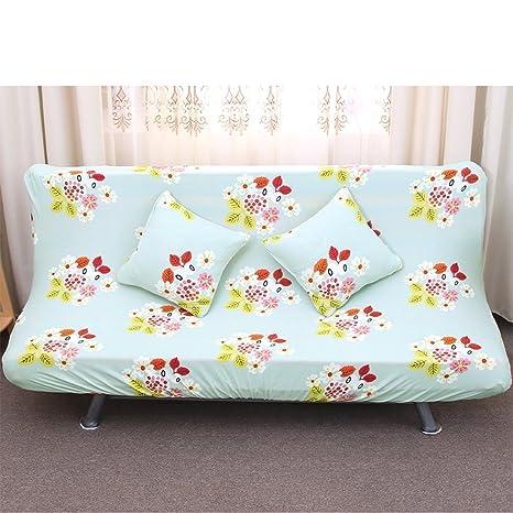 Amazon.com: Alta elasticidad funda de sofá, manta para sofá ...