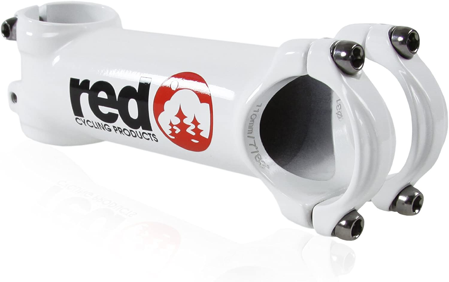 Red Cycling Products Light Pro Ahead Vorbau white L/änge 120 mm 2015 Rennrad Vorbau