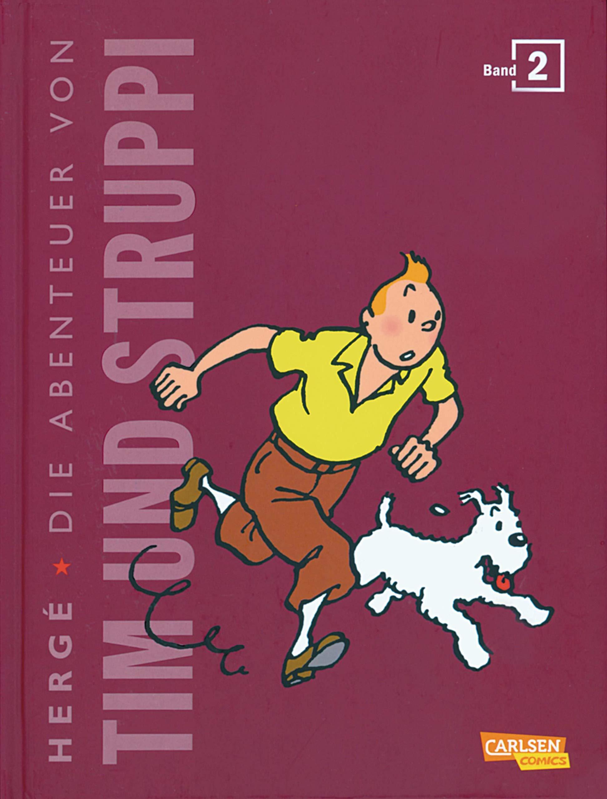 Tim Und Struppi Kompaktausgabe 2  2