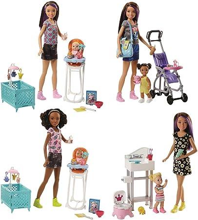 Mattel Barbie Ailesi Fhy97 Bebek Bakiciligi 4 Amazoncomtr Oyuncago