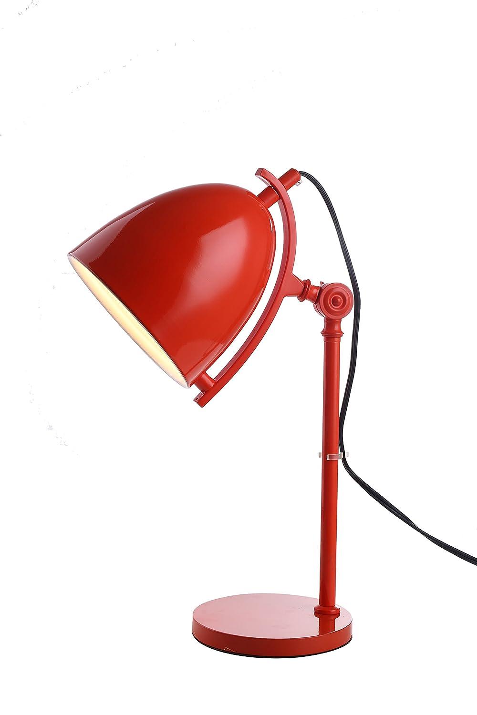 Pangea Home TL Orange Holly Table Lamp