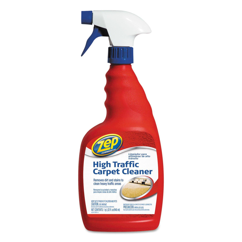 Amazon.com: Zep Tráfico alta comercial – Limpiador de ...