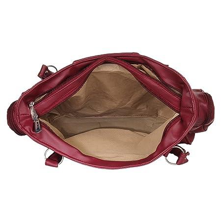 b6c9b24cef9d Buy TrendCreations -Designer Leather Handbag  Fashion Handbag Girls   Quality Ladies Handbag  PU Leather Handbags For Girls - Ladies Handbag  College Online ...