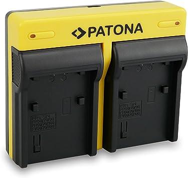 Micro-USB Cargador Para Sony HDR-PJ10 HDR-PJ10E HDR-XR160 HDR-XR160E