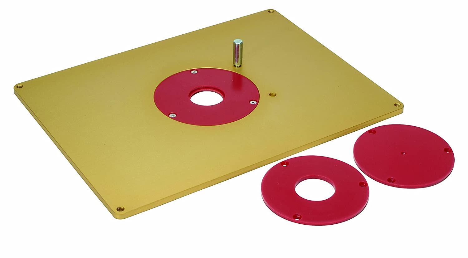 MLCS Thick Aluminum Router Plate