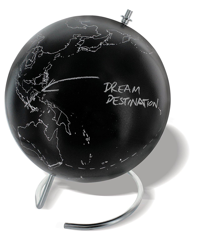 Chalkboard Globe - Desktop Globe