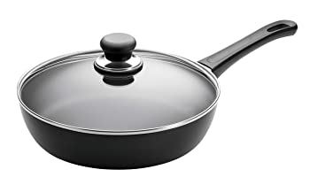 Scanpan Classic Saute Pan With Lid