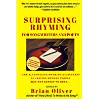 Surprising Rhyming: An Alternative Rhyming Dictionary to Inspire Rhymes People May Not Expect to Hear book cover