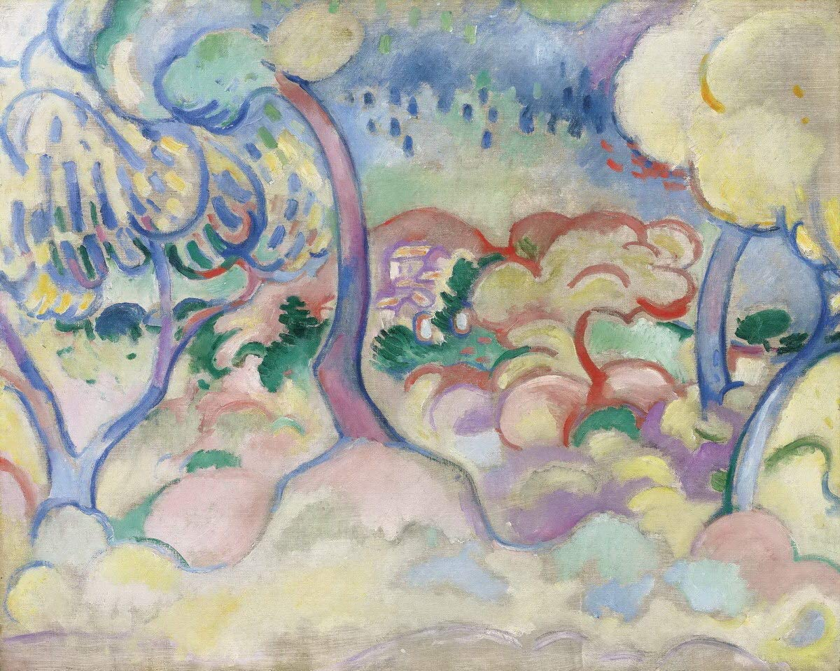 Georges Braque Giclee Imprimir en Papel-Pinturas Famosas Arte Fino ...