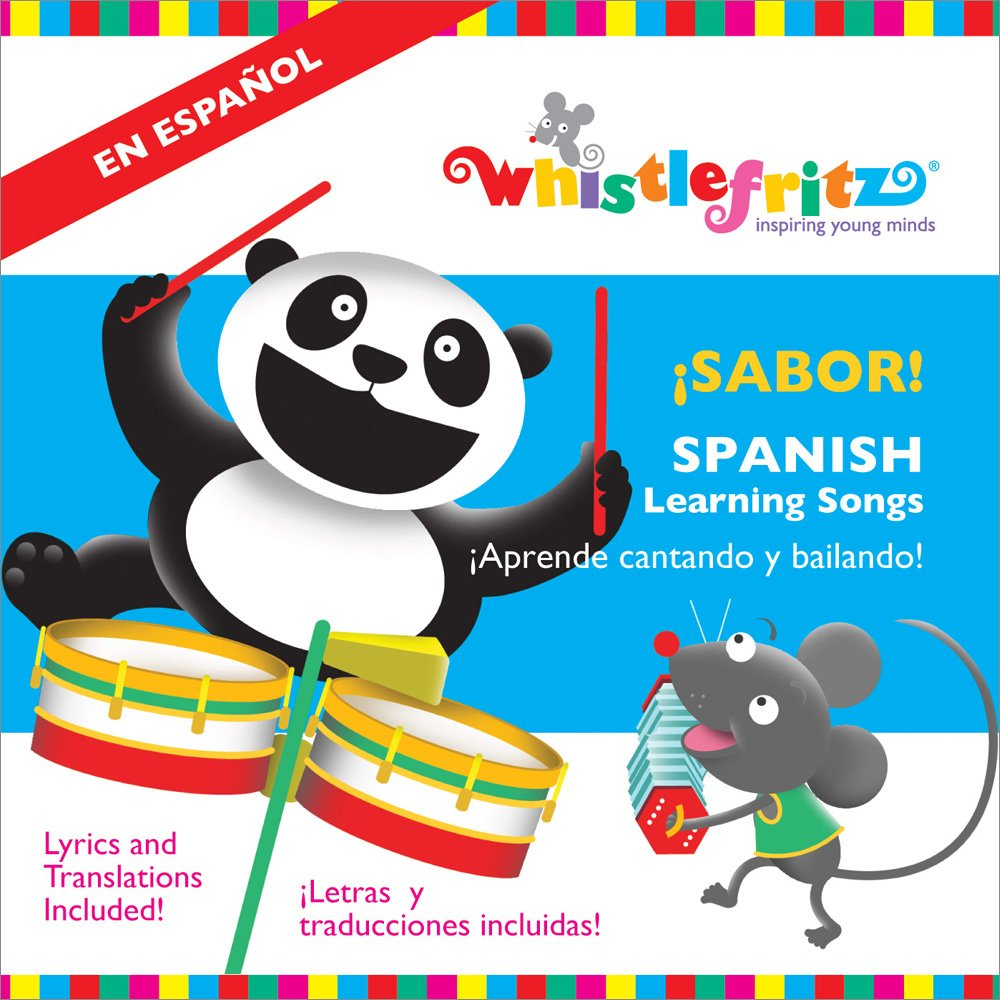 Spanish for Kids:¡Sabor! by Cd Baby