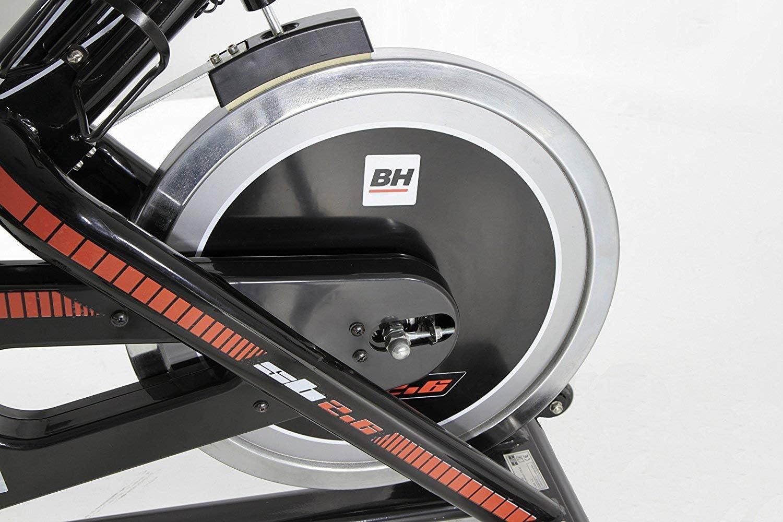BH Fitness - Bicicleta Indoor Sb2.6: Amazon.es: Deportes y aire libre