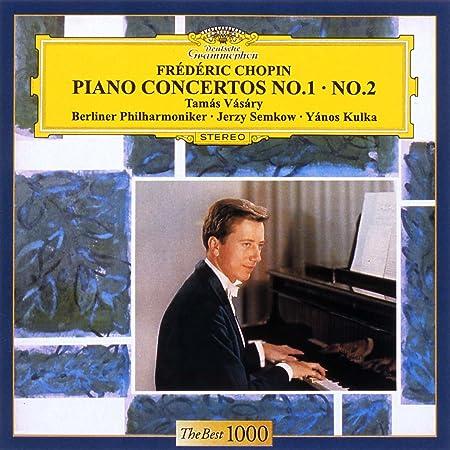 Chopin:Piano Concertos Nos.1 &
