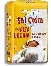 Sal Costa Sal Marina para Hornear - 2 Kg