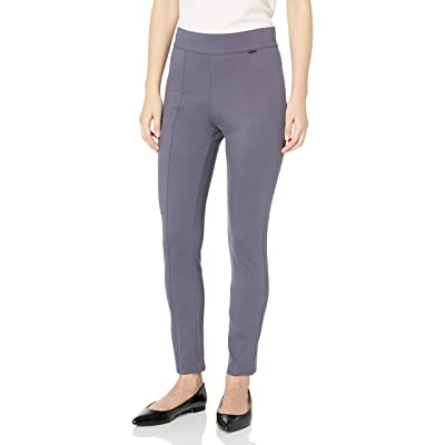 Anne Klein Women's Slim Compression Pant at Amazon Women's Clothing store