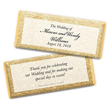 Amazon Wedding Favors Personalized Chocolate Bar Wrappers