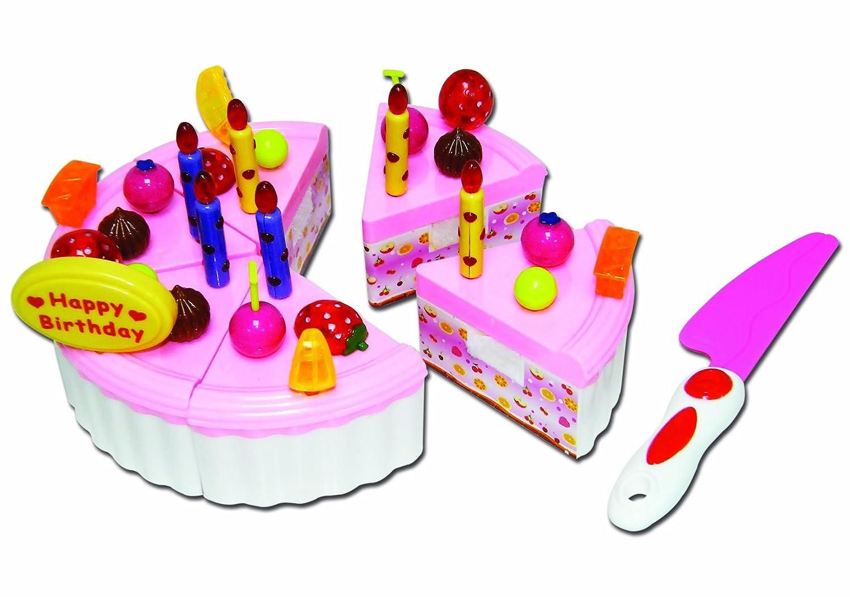 Kriya Cut Up Birthday Cake Amazoncouk Toys Games