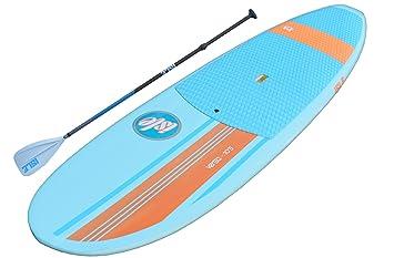 "aadb859fde12 ISLE Versa Epoxy 10'5 Standup Paddle Board (4.5"" Thick) SUP Package"