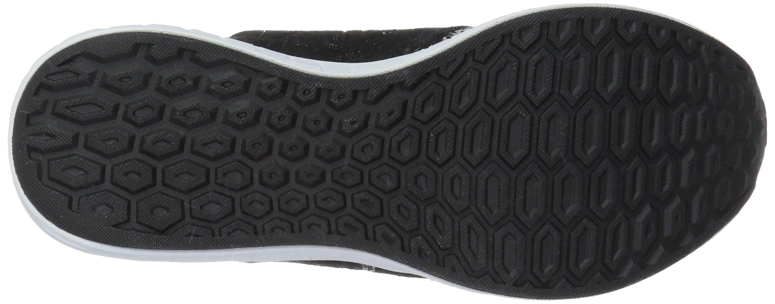 New Balance Men's Cruz V2 Fresh Foam Running Shoe, white/black, 7 D US by New Balance (Image #3)