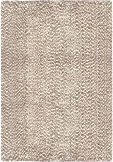 "product image for Orian Cotton Tail Solid Beige 7'10"" X10'10 Area Rugs 8300"