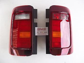 VW Caddy bis 2015, Rücklicht Cluster – Lens – Scheunentor – Smoked ...