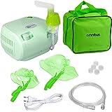 Inhalador Omnibus para niños y adultos en color verde limón, BR-CN116, Peso: 1,2 kg