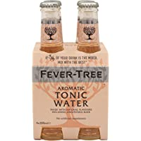 Fever tree Aromatic Tonic Water, 200 ml (Pack Of 24)