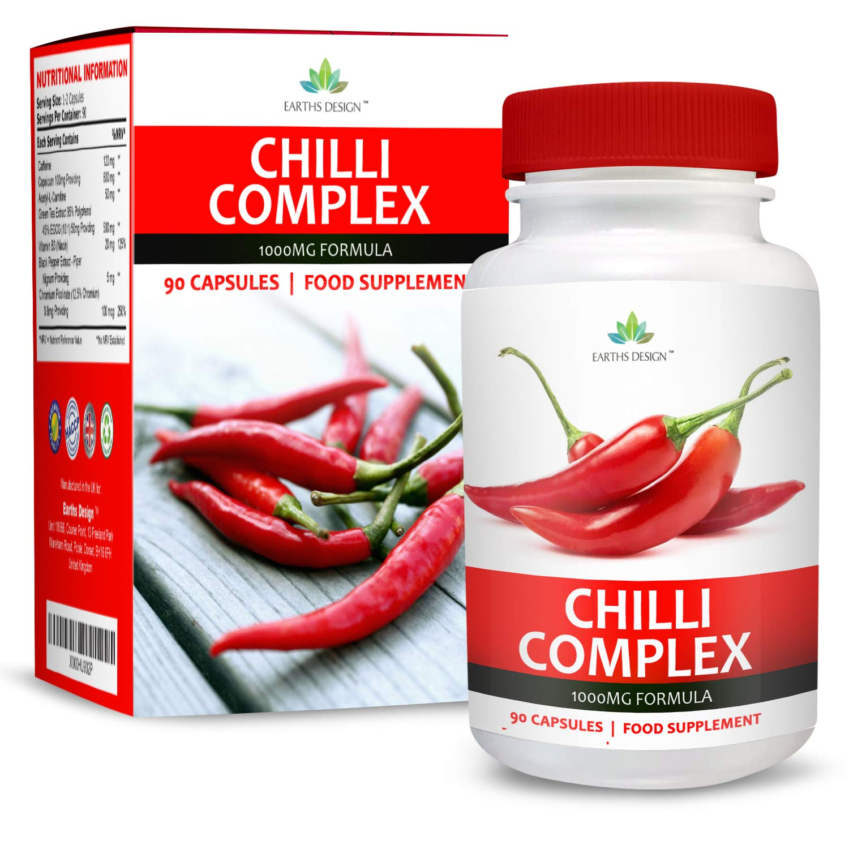 Earrings Free p//p Chilli Pepper Caspian New