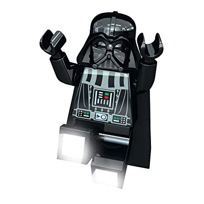 IQ Lego Star Wars Darth Vader LED Torch - Flashlight: Toys & Games