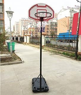 Generic. set Youth Kids Hoop Backboard Kboard supporto set 1.9–2.5m 1.9–2.5m portatile un supporto regolabile set le Portable basket net Justab Youth Kids