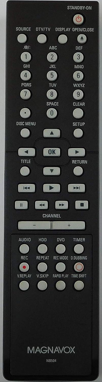 Original New MAGNAVOX Remote NB504UD H2080MW8