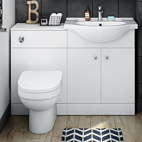 Combination vanity units - Combination bathroom vanity units ...
