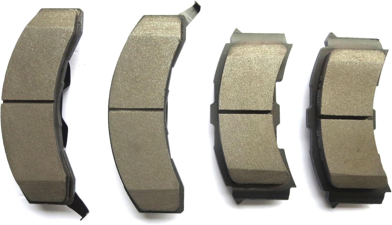 Dash4 MFD261 Optimizer Premium Brake Pad