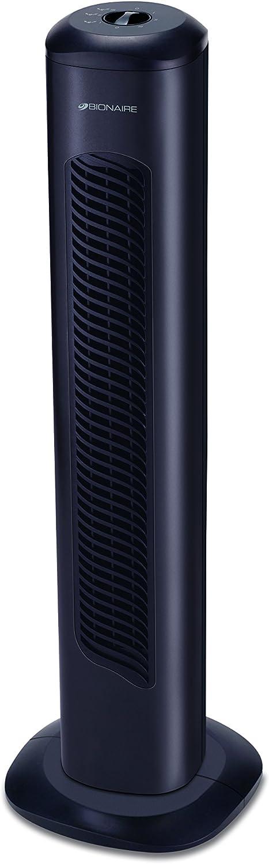 Bionaire BTF005X-01 BTF005X, 40 W, negro mate