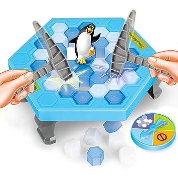 Juguetes educativos juegos de mesa Pingüinos golpearon romper el ...