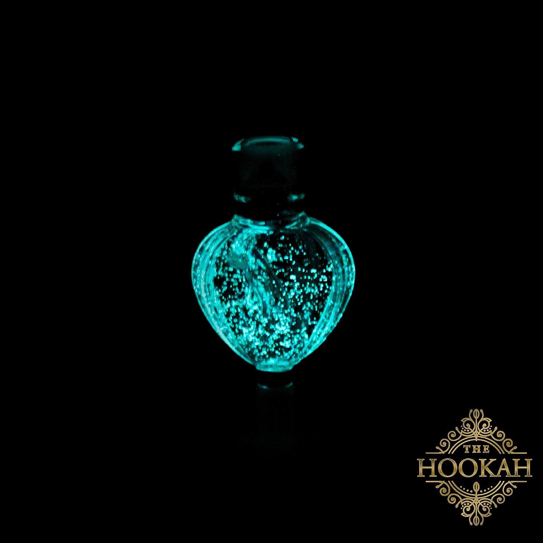 Molassef/änger CRYSTAL WOODOO von THE HOOKAH Shisha Vork/ühler-Aufsatz Molasse f/änger Molassenf/änger Glas ALLE mit 18 8 SCHLIFF Wasserpfeife