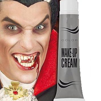 Net Toys Wasserfestes Make Up Grau Schminke Makeup Schminkcreme