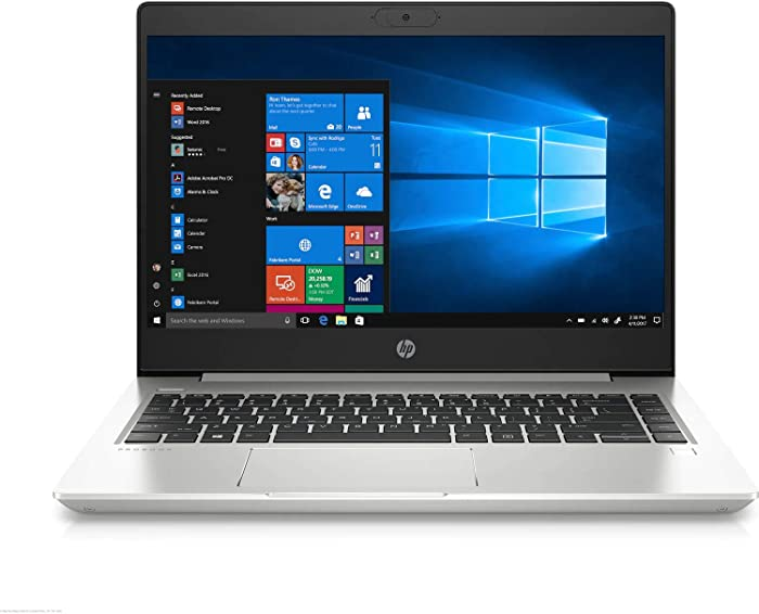 "HP ProBook 440 G7 14"" Notebook - 1920 x 1080 - Core i5 i5-10210U - 8 GB RAM - 256 GB SSD - Windows 10 Pro 64-bit - Intel UHD Graphics 620 - in-Plane Switching (IPS) Technology - English Keyboard"