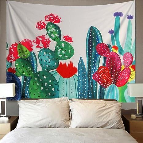 Zui Xiaoyao Cactus Tappezzeria Murale Indiana Hippie Stile
