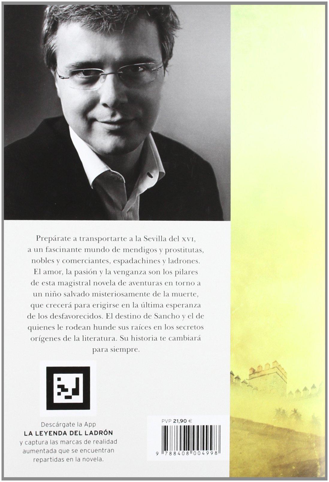 La leyenda del ladrón: Juan Gómez-Jurado: 9788408004998: Amazon.com: Books