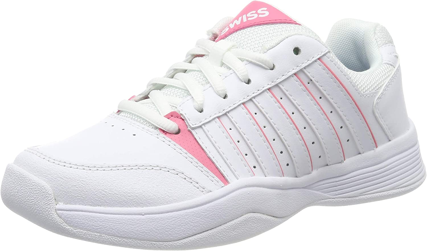 Zapatillas de Tenis para Ni/ñas K-Swiss Performance Court Smash Carpet