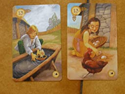 versions - Les différentes versions des  cartes Lenormand - Page 15 71eHot4AYRL._SL256_