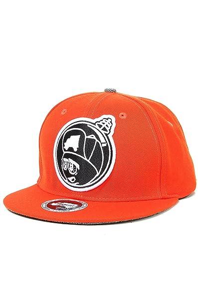 9924f6ba4c886 TRUKFIT Men s The Feeling Spacey Hat One Size Orange  Amazon.ca ...